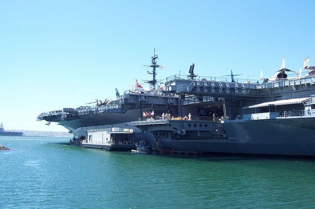 USS Midway 2010 7